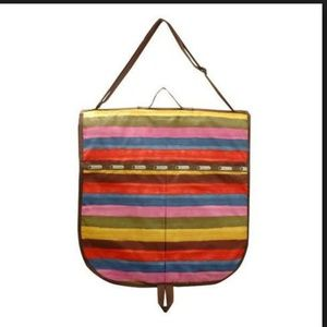 Lesportsac Large Garment Travel Bag nwt <3 offers!